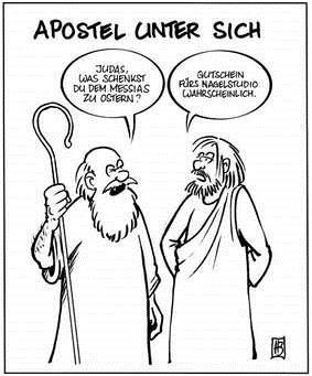 Apostel-unter-sich